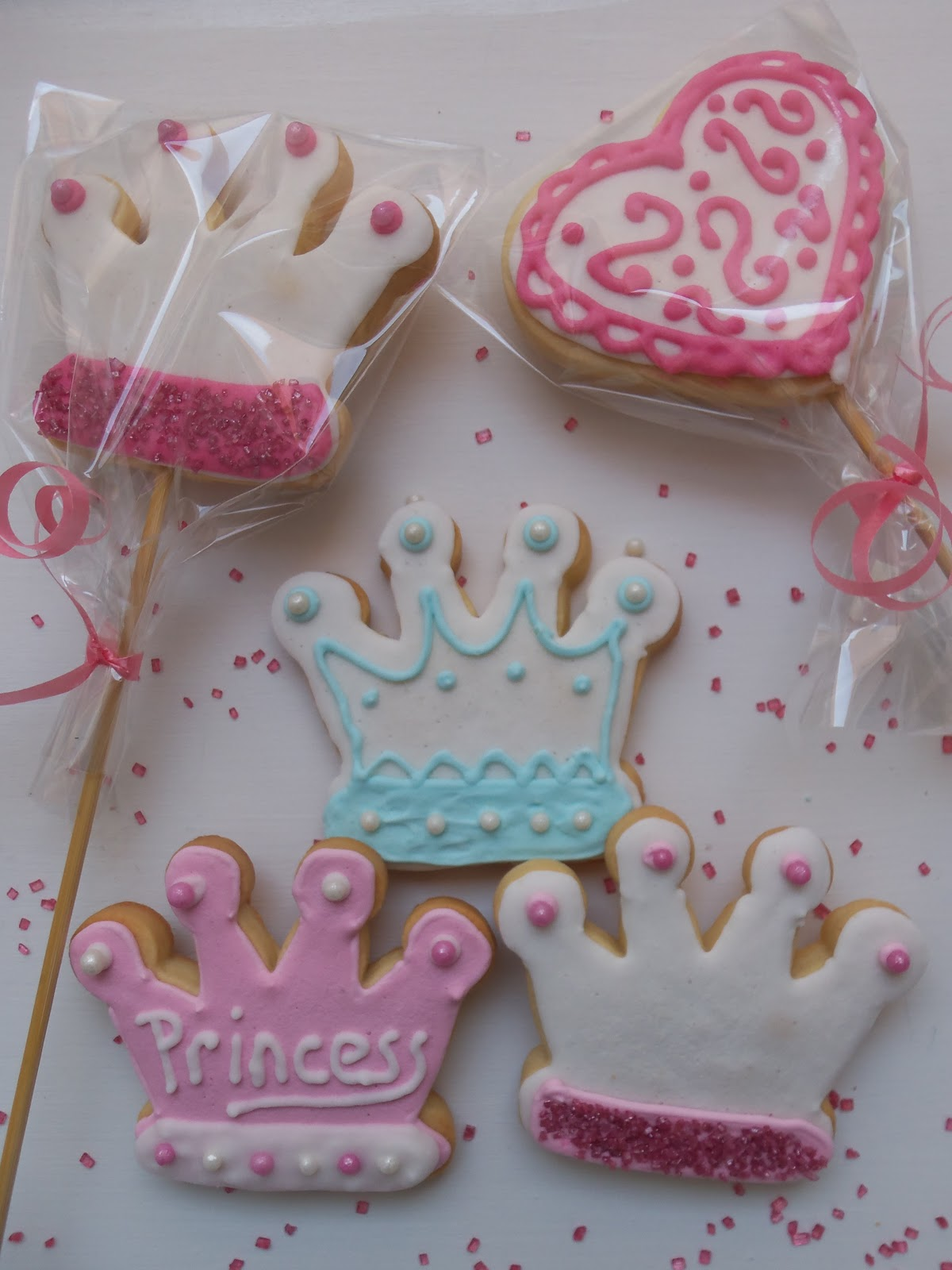 Galletas Decoradas De Princesas Galletas Decoradas Decorcookie Galletas Decoradas Princesas