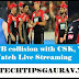IPL-12: RCB collision with CSK, Where and Where to Watch Live Streaming