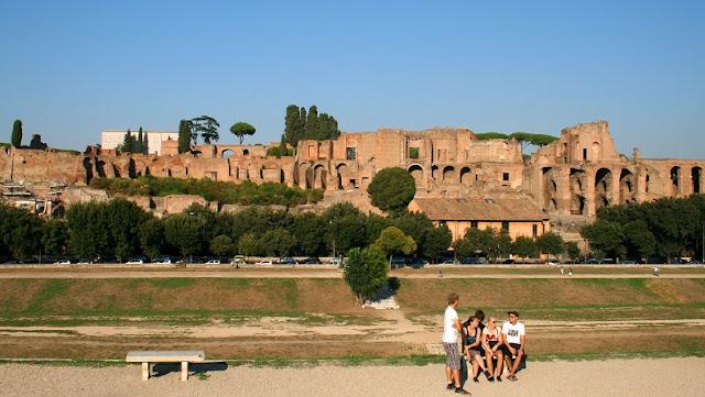 Visita ao Monte Palatino em Roma