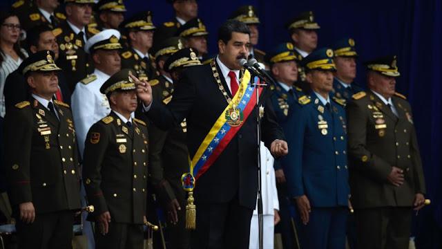 "España expresa su ""firme condena"" al fallido ataque contra Maduro"
