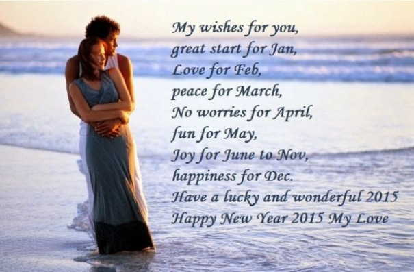 Happy New Year My Love 64
