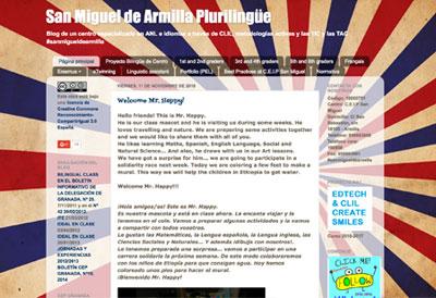 San Miguel de Armilla Plurilingüe