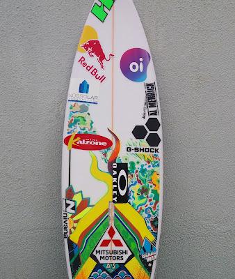 surf board, prancha de surf, Adriano de Souza, Mineirinho