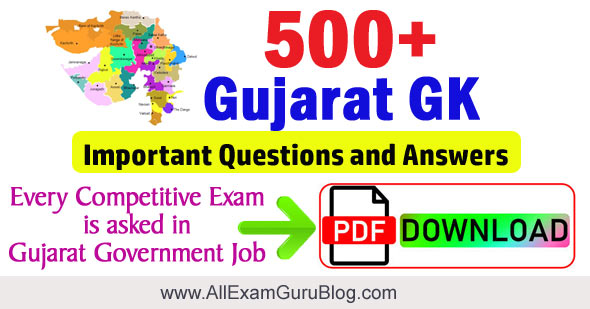 Gujarat GK