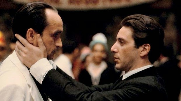 A Boat Against the Current: Movie Quote of the Day ('The Godfather: Part  II,' With the Kiss of Death)