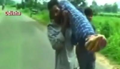 Miris, Tak Punya Uang Suami Bawa Mayat Istri Sejauh 10 Km