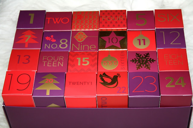 Marks and Spencer Advent Calendar 2015