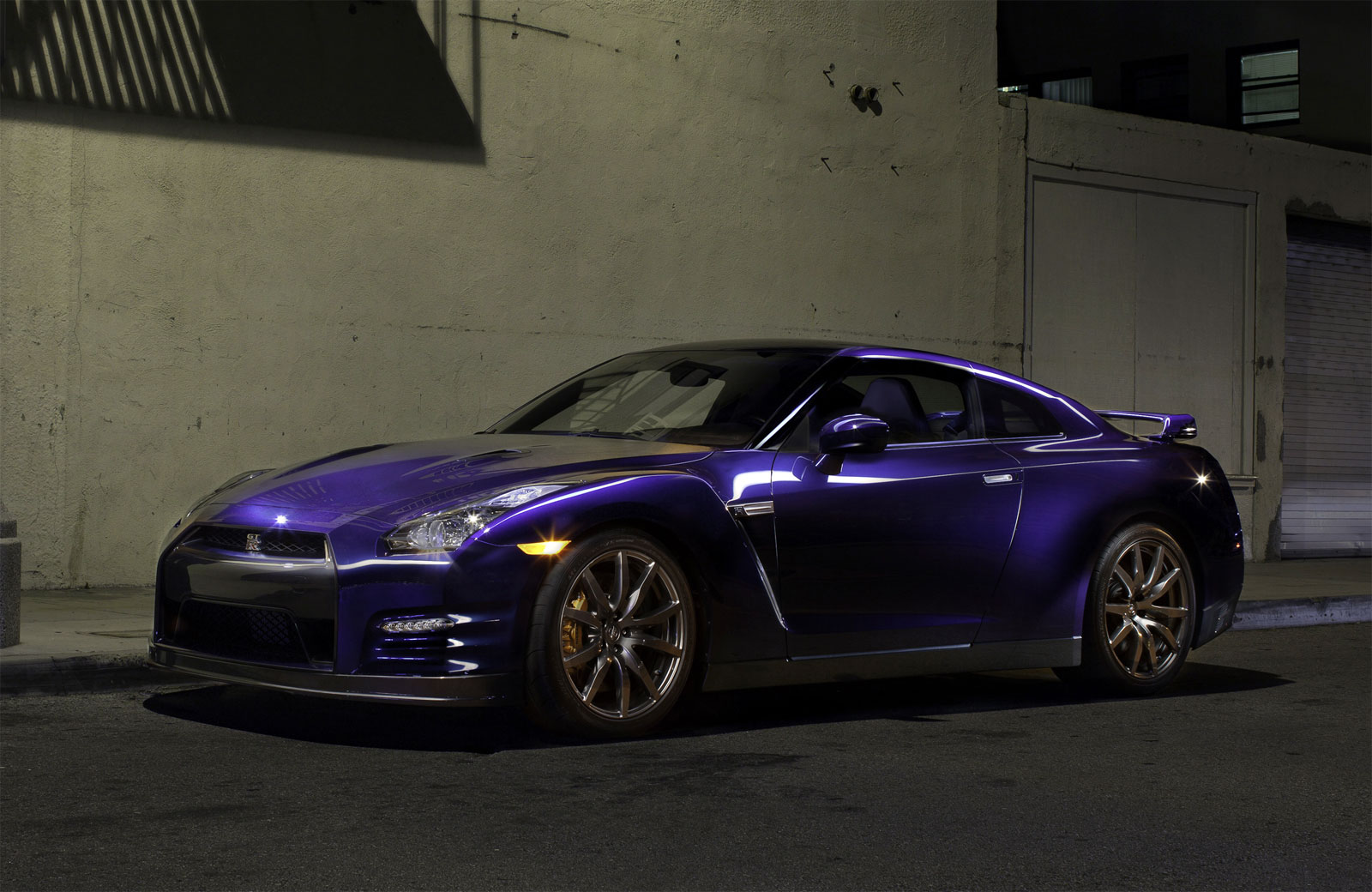 Sports Car Collection 2012 Nissan Gt R Supercar