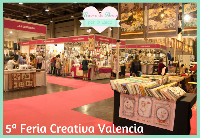 Blog de Decoración: Feria Creativa Valencia 2017-6