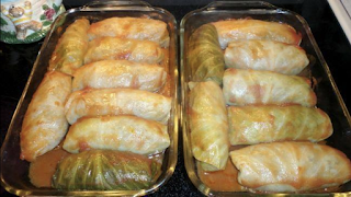 Stuffed Cabbages
