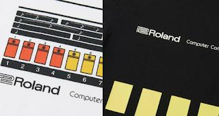 Roland x UNIQLO TR-808 T-Shirts | Drum Computer Liebe in Fashion und Doku