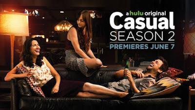 Regarder la saison 2 de Casual sur Hulu