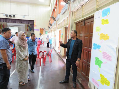 Perkongsian PAK21 di SM Pendidikan Khas Vokasional Shah Alam