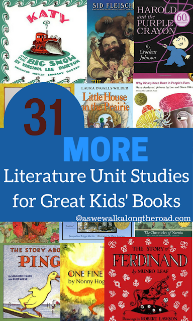 Literature units for kids