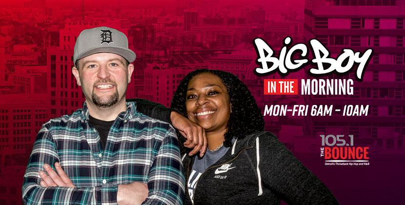 Big Boy aka Chunky Returns to Detroit on Bounce 105.1 - Urban Radio ...
