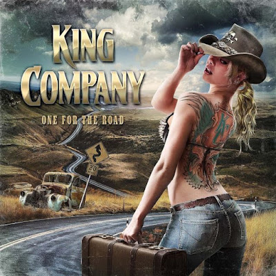 "Audio και videos από το ντεμπούτο των King Company ""One More for the Road"""