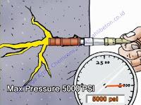cara dan metode perbaikan bocor pada beton