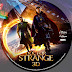 Doctor Strange 3D Bluray Label