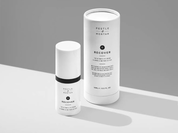 REVIVE TIRED EYES WITH RECOVER – PESTLE & MORTAR'S ULTRA REJUVENATING EYE CREAM
