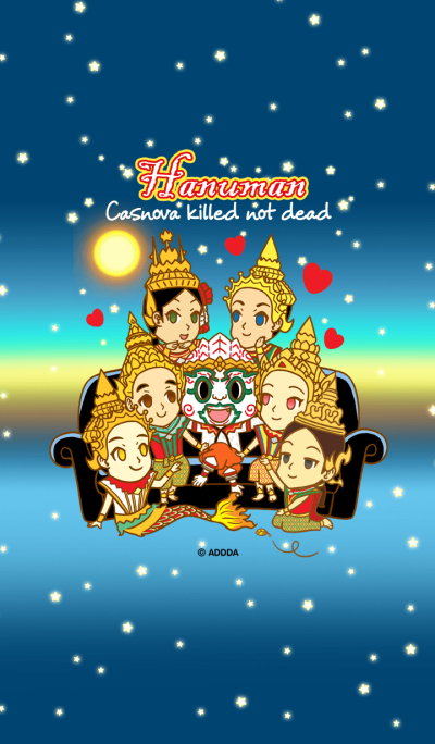 Hanuman Casnova killed not dead