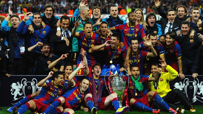 Champions League 2010/11