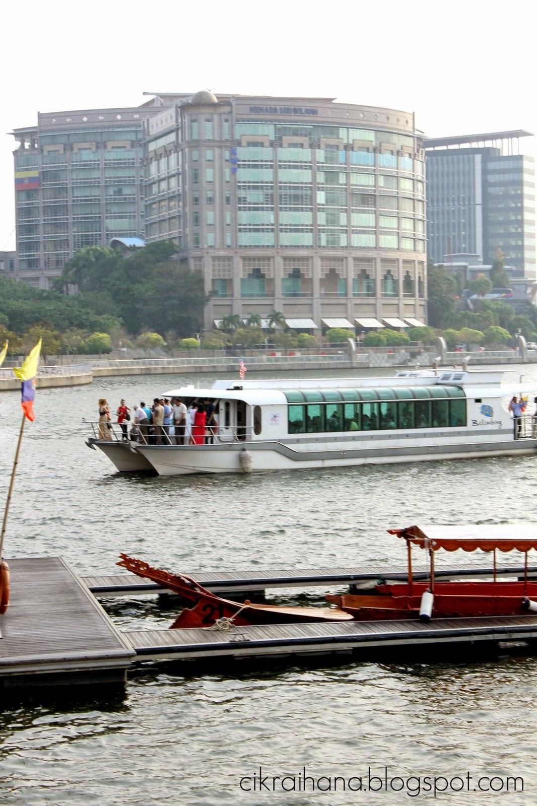 Short Vacation Pullman Putrajaya Lakeside She Is No Longer Cik Laa