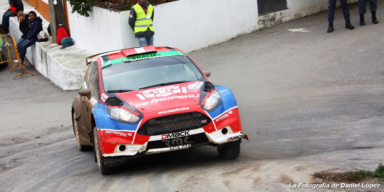 rally portugal 2014 nicolas fuchs