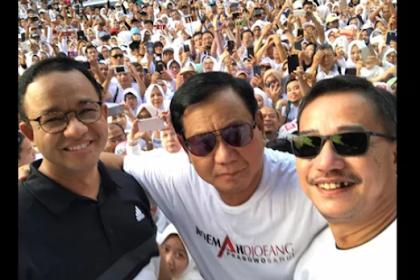 Orde Baru, Civil Society Dan New Prabowo