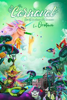 La Orotava - Carnaval 2020 - Jonás Emanuel Hernández Plasencia