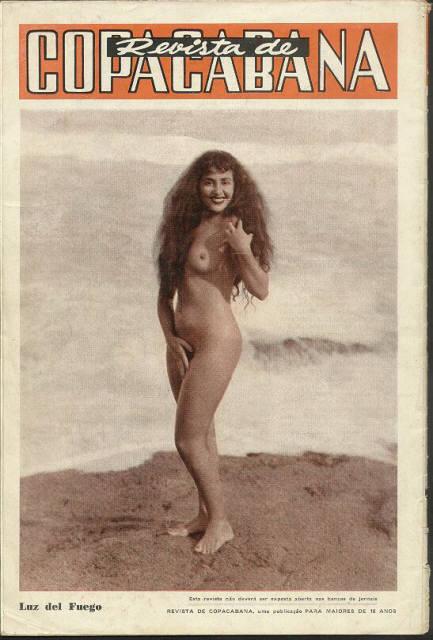 Resultado de imagen para LUZ DE FUEGO, nudista