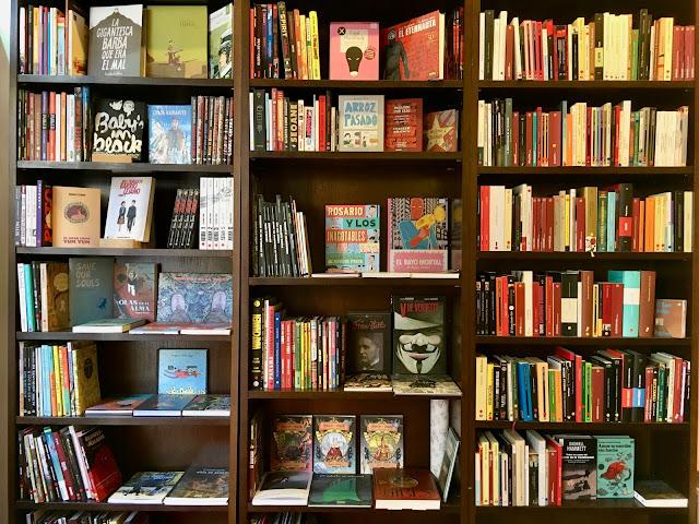 Per(r)ucho: una librería - taller sorprendente en el barrio del Carmen