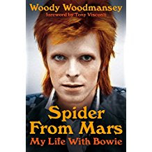Spider From Mars: My Life With Bowie by Mick Woody Woodmansey Review Phil Andrews The Best Year Of Our Lives