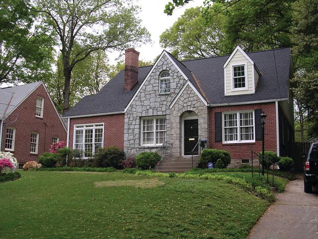 Diy brick house