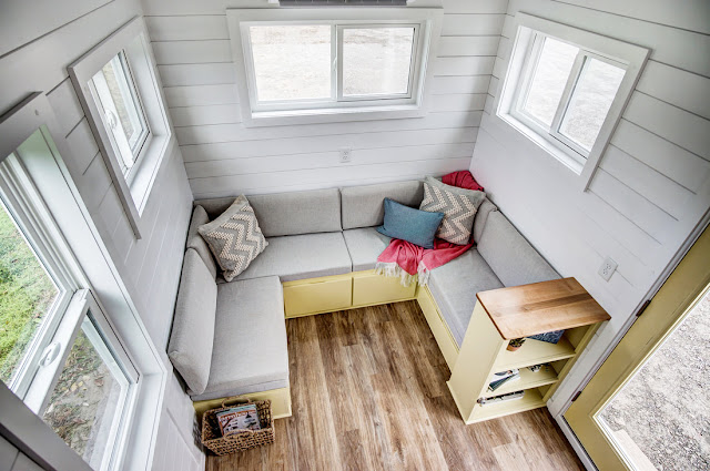 Kitty Hawk tiny house - Modern Tiny Living