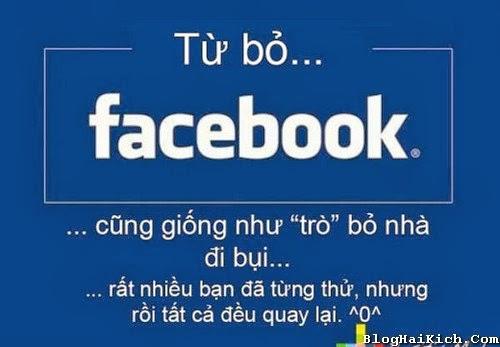 Từ bỏ Facebook