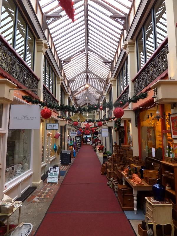 bristol clifton arcade