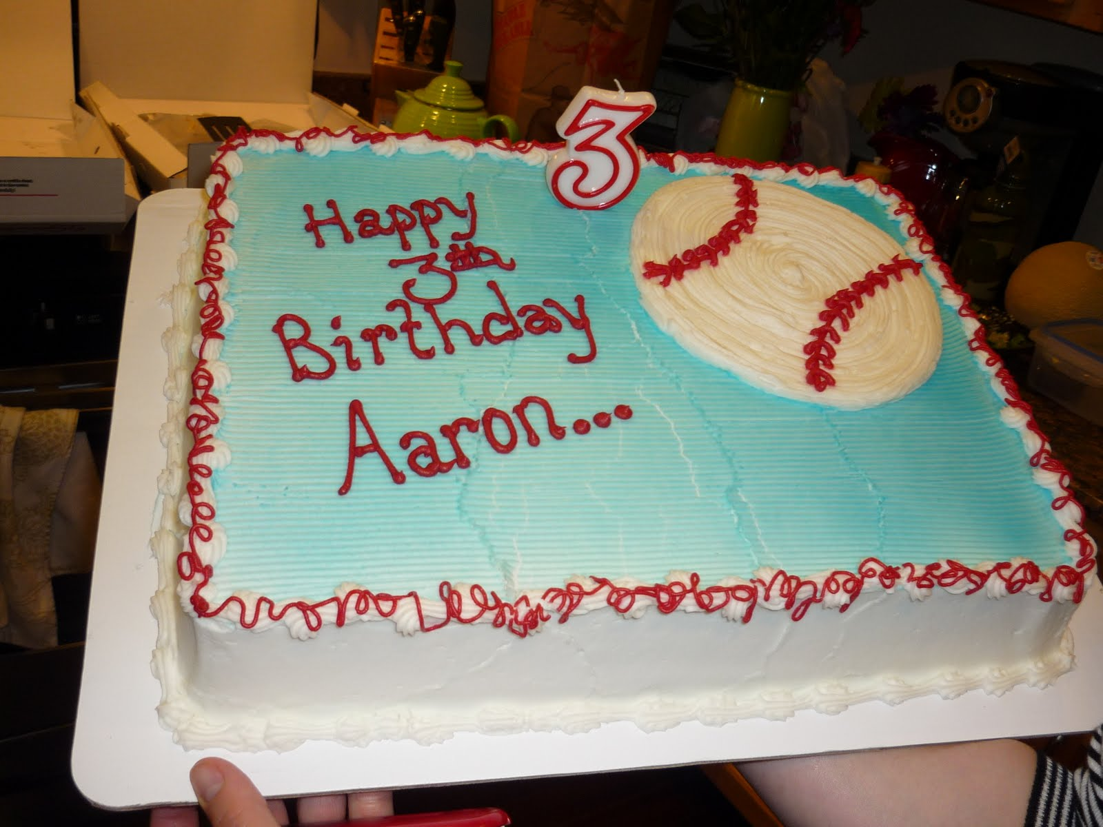 Update From The Coenens Happy 3rd Birthday Aaron