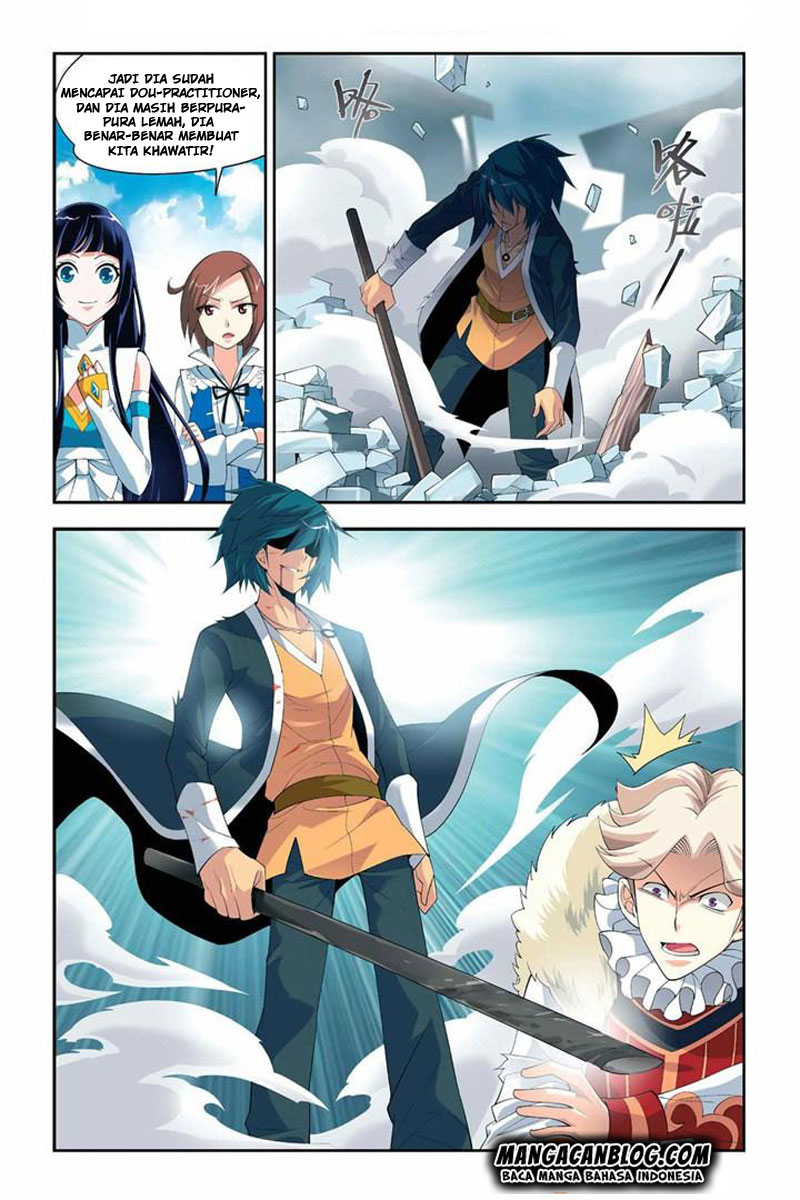 Battle Through Heaven Chapter 16-21