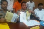 Tim Saber Pungli OTT Oknum PNS Kelurahan Mustikajaya Kota Bekasi