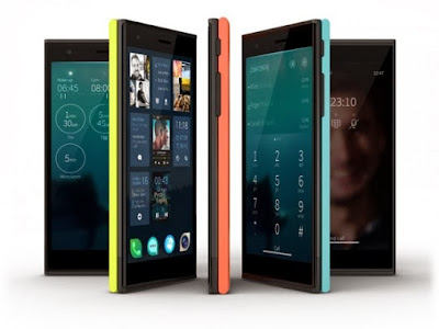 first ever Sailfish OS powered Jolla phone to arrive on November 27