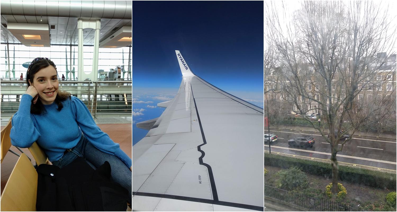 Viagem a Londres: Aeroporto Francisco Sá Carneiro - Aeroporto Stanstead - ABC Hyde Park Hotel