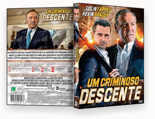 DVD – UM CRIMINOSOS DESCENTES 2018 – ISO