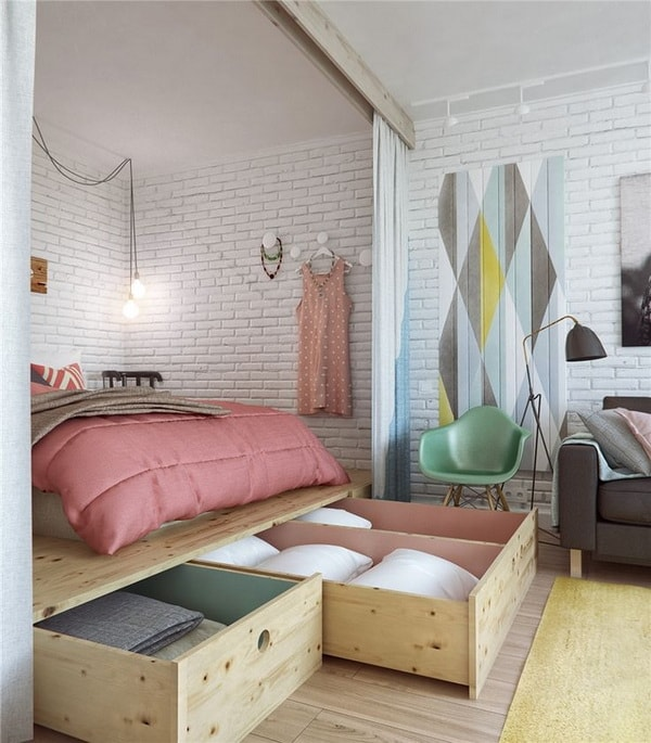 The Best Small Apartment Interior Design Ideas 2