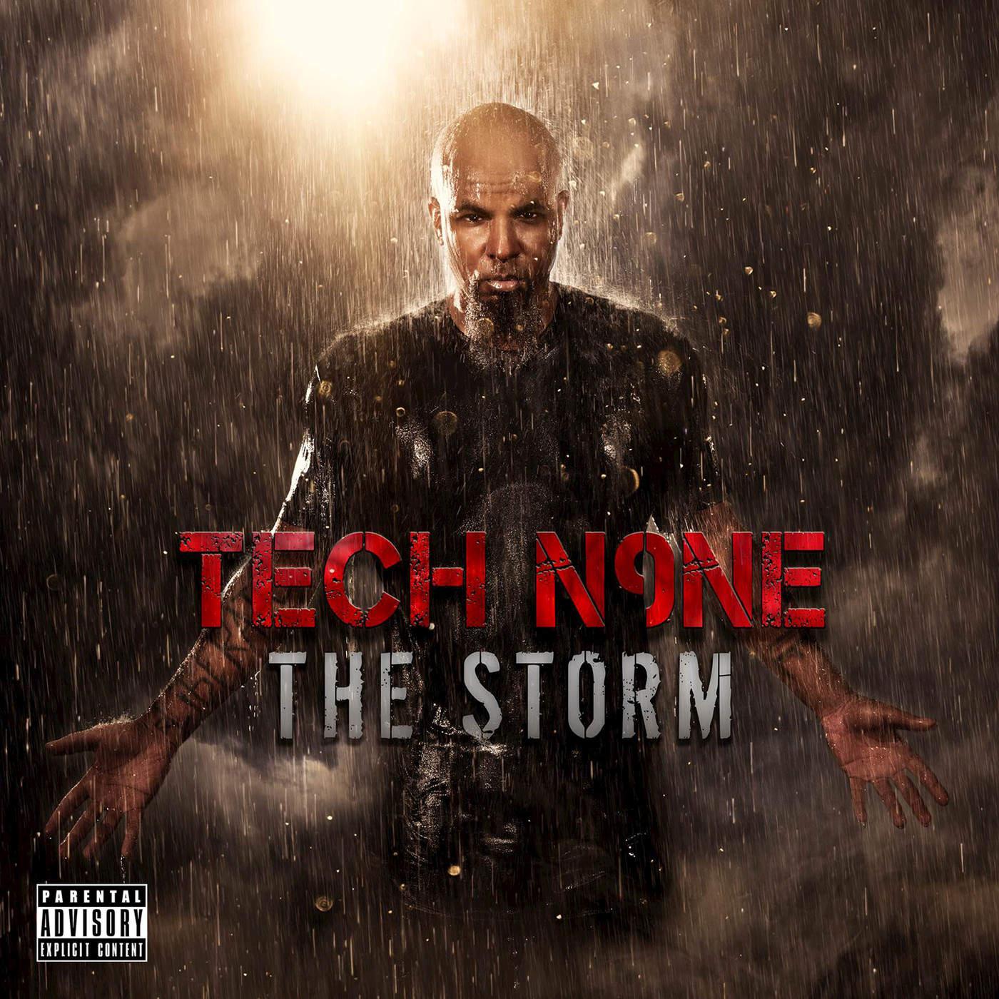 Tech N9ne - Sriracha (feat. Logic & Joyner Lucas) - Single Cover
