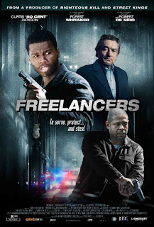 Sinopsis Film Freelancers (2012)