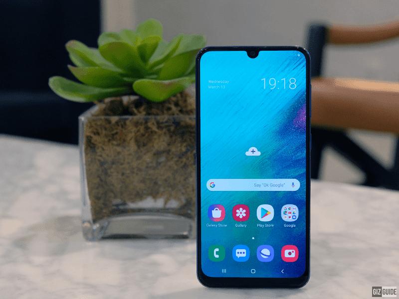 Super nice Galaxy A50 screen