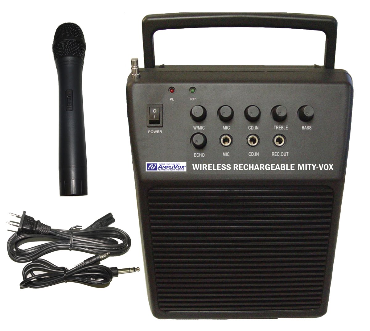 Best Small Portable Pa Systems Top Wireless Amplivox