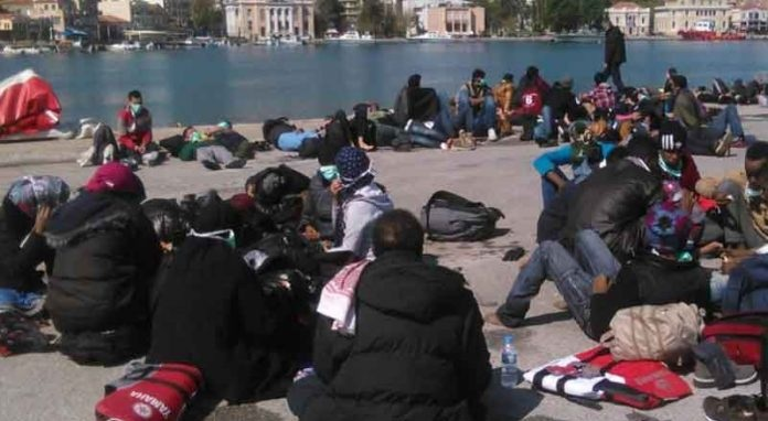Απειλεί με αποχώρηση από την Πάτρα η Grimaldi λόγω των λαθρομεταναστών