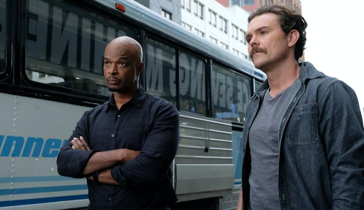 Lethal Weapon - Episode 2.11 - Funny Money - Promo, Promotional Photos & Press Release