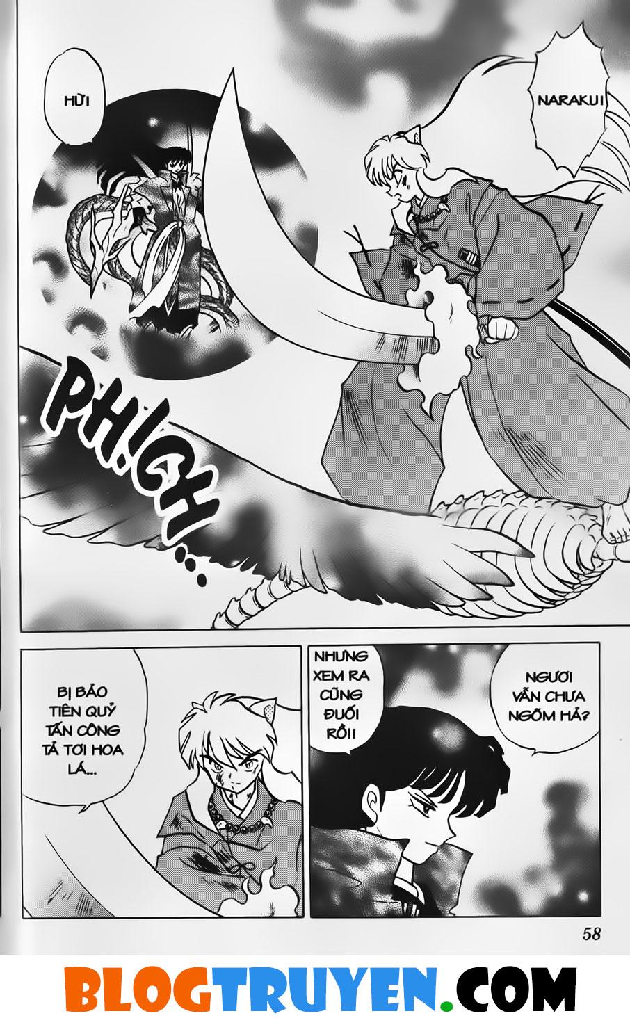 Inuyasha vol 33.3 trang 19
